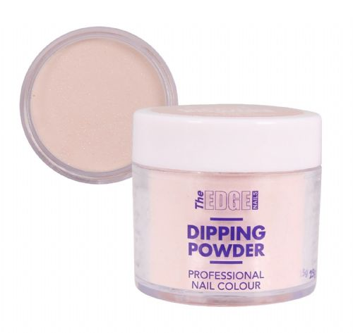 EDGE COLOURED QUICK NAIL ACRYLIC DIPPING POWDER - PEARL IN THE SAND